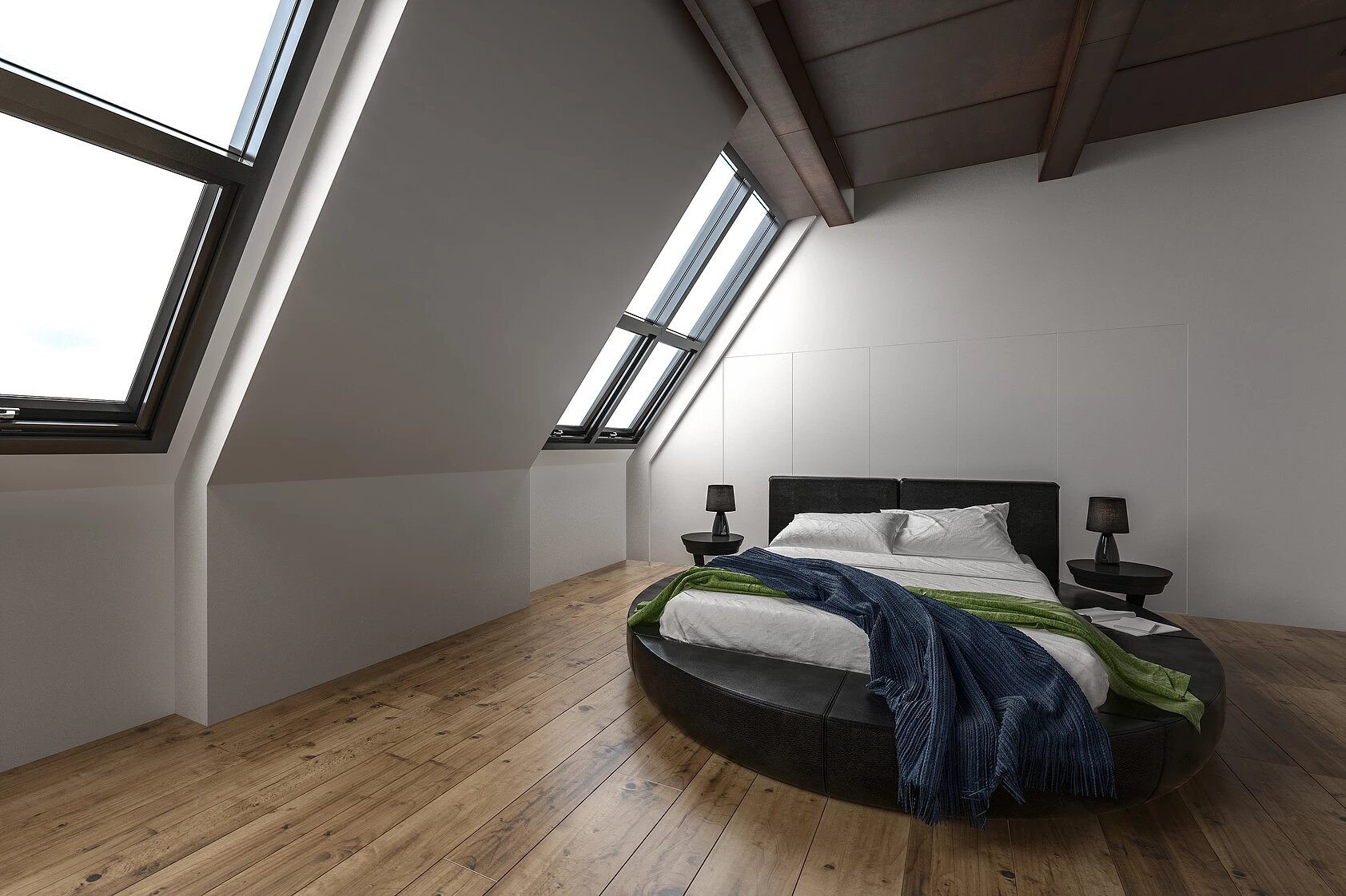 Loft conversion design+build