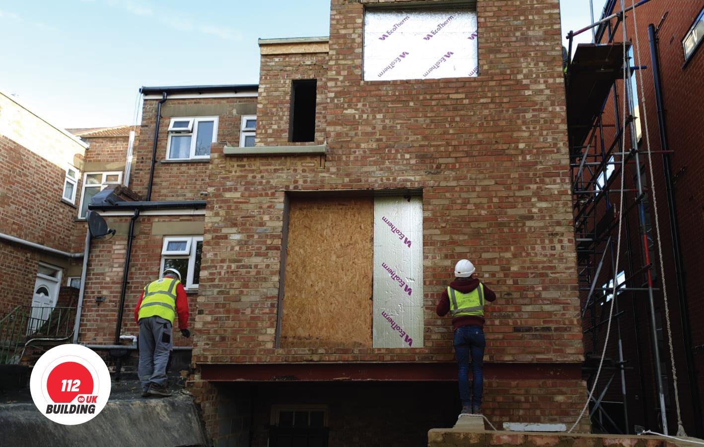 Builder in Shaftesbury Park